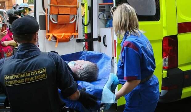 Ефремов находится в больнице вторые сутки: в каком состоянии актер