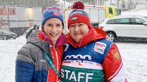 Вяльбе отреагировала на возможный бойкот Олимпиады норвежскими лыжниками
