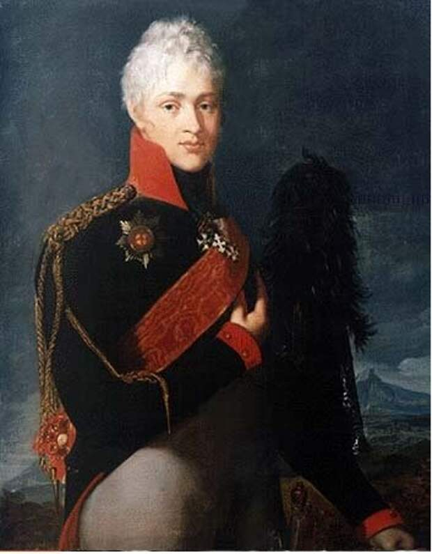 Аркадия Александрович Суворов