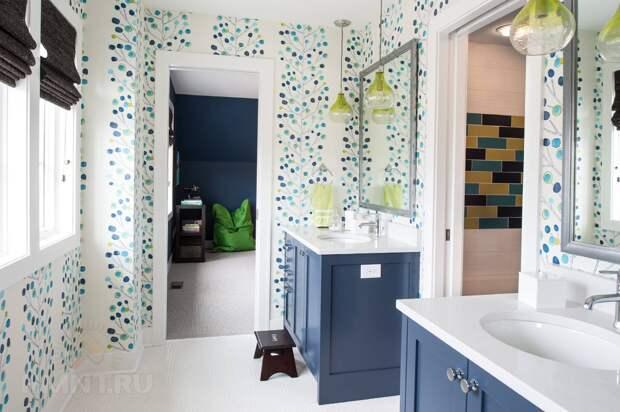 Ванная комната Джека и Джилл — что это
