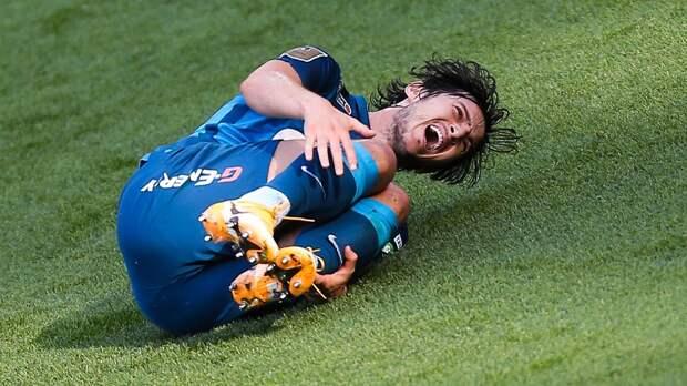 Азмун получил травму в товарищеском матче с «Уралом»