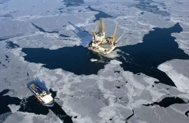 Стратегия развития Арктики