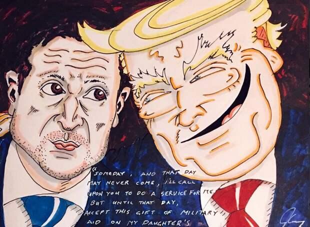 Джим Керри высмеял Трампа