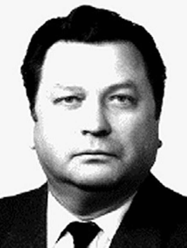 Застрелившийся Вениамин МАКСЕНКОВ
