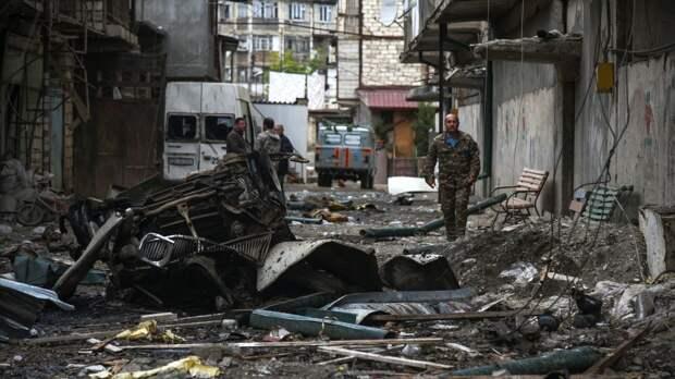 Что ждёт мирное население Карабаха