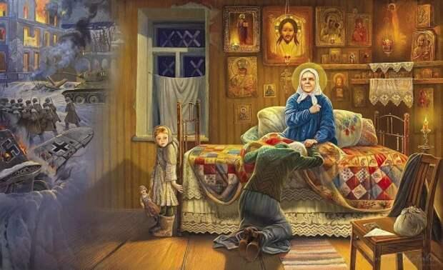 художник Наталья Климова картины – 19