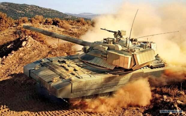 """На выставке в Абу-Даби состоится международный дебют российского танка Т-14 """"Армата"""""""