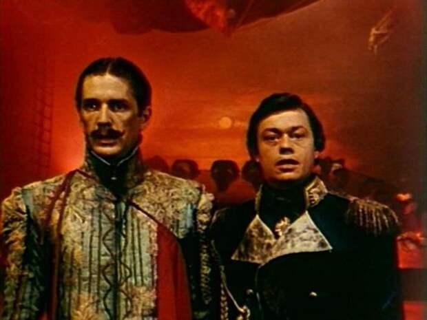 А. Абдулов и Н. Караченцов в рок-опере *Юнона и Авось*, 1983 история, ностальгия, память