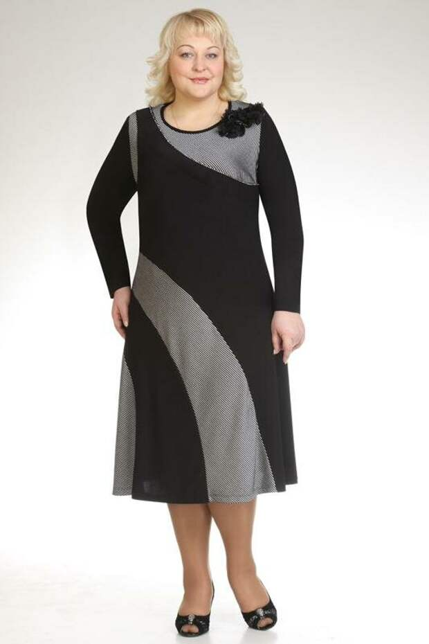 14 отличных осенних моделей платьев