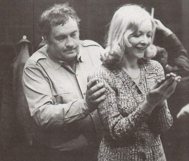 Барбара Брыльска. Первое появление на советском экране