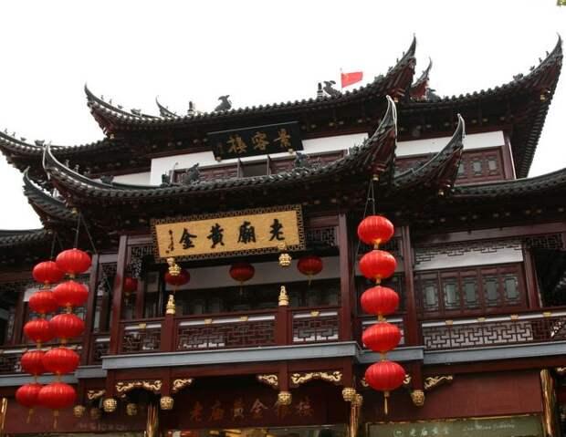 Китайцы передвинули храм (видео)