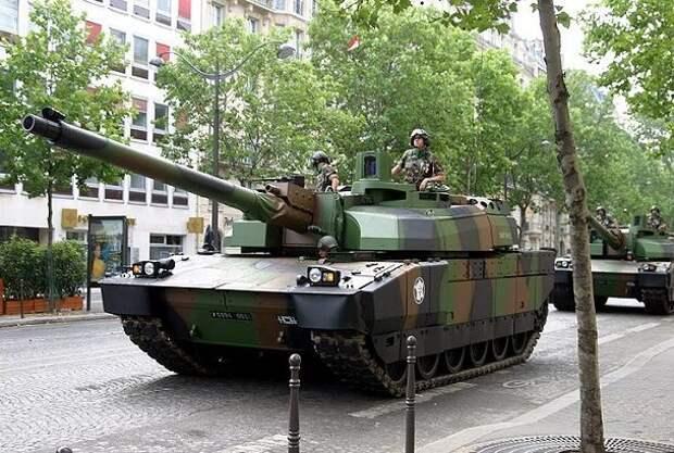 У какой страны Европы самая сильная армия
