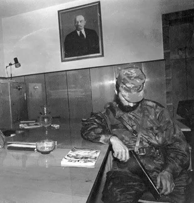 12 лет назад в результате спецоперации ФСБ был убит Шамиль Басаев.