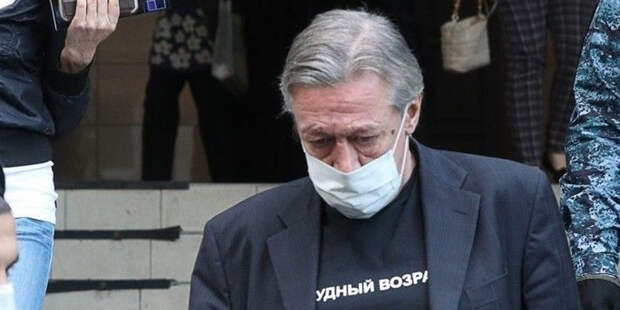 Актер Михаил Ефремов получил 8 лет колонии