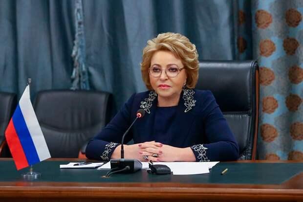 Матвиенко сменила гнев на милость и разрешила ругать власть, не нарушая при этом этических норм
