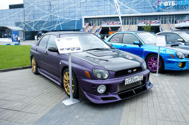 Subaru отметит юбилей первой модели фестивалем в Москве
