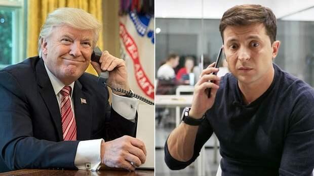 Полная стенограмма разговора Зеленского и Трампа на русском языке