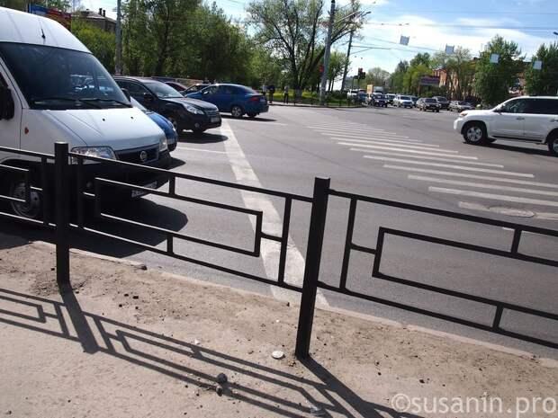 Глава Ижевска не исключил замену заборов вдоль дорог на живые изгороди