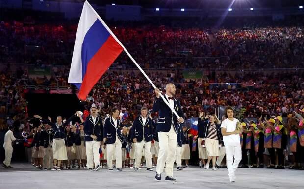 Россияне выступят на Олимпийских играх под аббревиатурой ROC