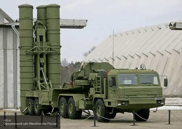 В США назвали способ ЦРУ рассекретить С-400