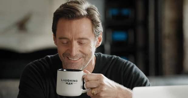 Плохой добрый Джекман: актер показал свои темные стороны в рекламе кофе