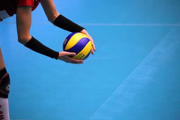 Российские волейболистки обыграли сборную Франции на чемпионате Европы