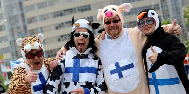 Финляндия стала самой счастливой страной в мире