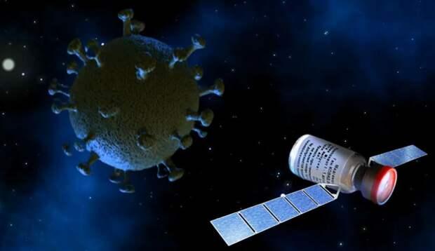 """Производство """"Спутник V"""" в Италии и других странах позволит удовлетворить мировой спрос - Кремль"""