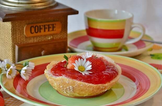Варенье. Фото: pixabay.com