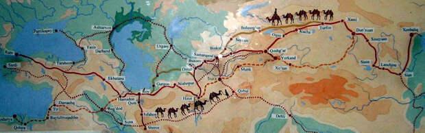 США пришёл конец: ЕС приняли предложение РФ и КНР стать частью «нового шелкового пути»