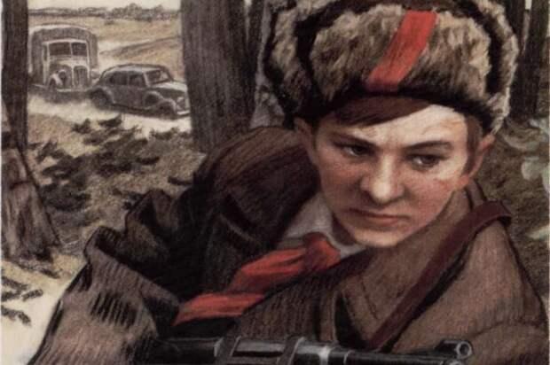 Семь известных пионеров-героев Второй мировой войны