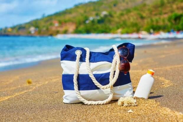 5 практичных советов, которые помогут выбрать пляжную сумку