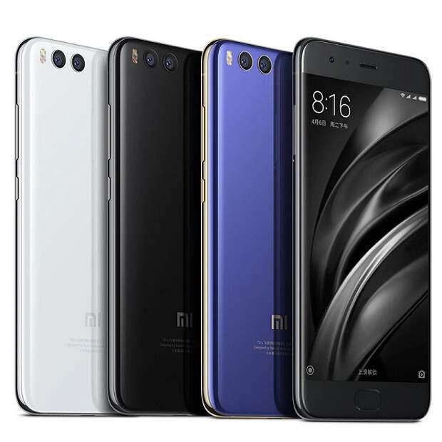 Xiaomi Mi 6 Classic Edition на подходе. Xiaomi выпустит обновленную версию флагмана 2017 года