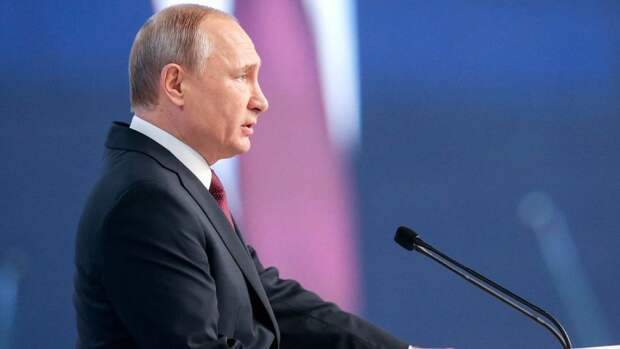 «США и Европа взяты на прицел»: как в западных СМИ услышали послание Владимира Путина