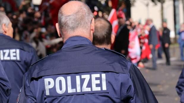 Более 150 участников протеста против карантина задержали в Берлине