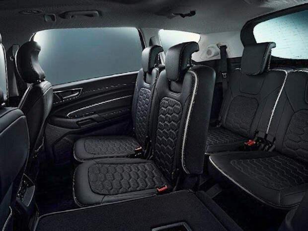 Семейный автомобиль со спортивным характером. Ford S-MAX соблазняет уникальными характеристиками