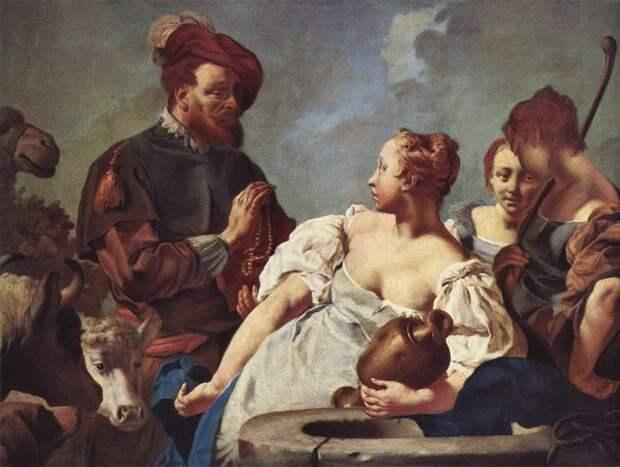 Джованни Батиста Бонончини. Вполне возможно, на некоторых картинах итальянского Возрождения можно увидеть польских или русских невольниц.