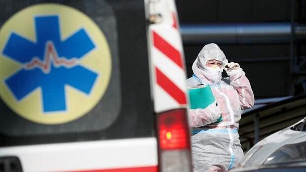 «Живые и мертвые лежат вповалку»: по смертности от COVID-19 Украина обогнала США и ЕС