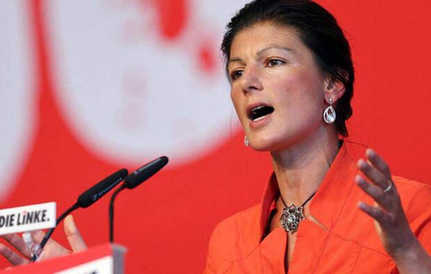 Немецкая оппозиция призвала перестать жить под диктовку США