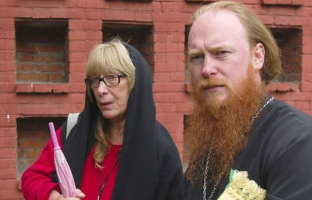 И актриса, и ее сын нашли спасение в религии | Фото: starhit.ru