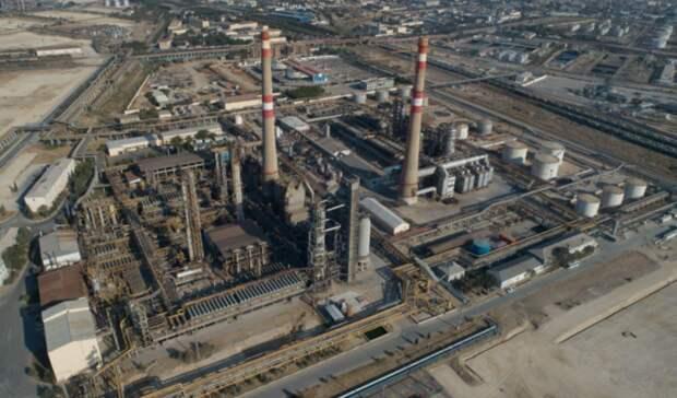 SOCAR перенесла пуск производства бензина Евро-5 наБакинском НПЗ на2022 год