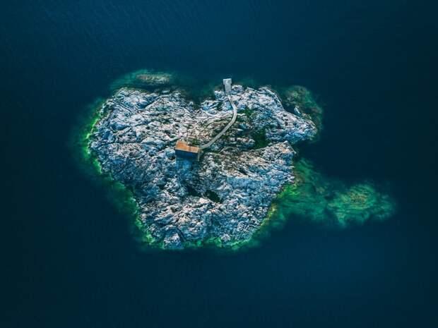 Самые маленькие острова, на которых живут люди