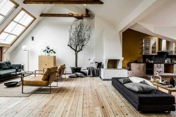 30 красивейших иуютных комнат, вкоторых хочется оказаться прямо сейчас
