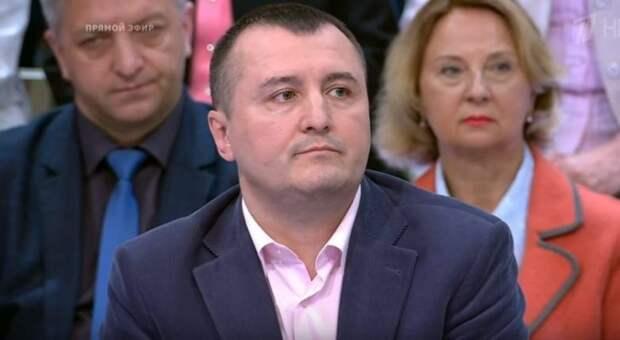 Вызывающее поведение украинского эксперта Запорожского спровоцировало скандал в прямом эфире