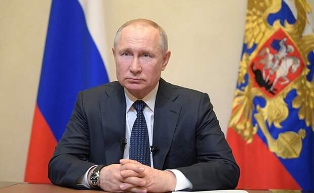 Путин оценил ситуацию с бедностью в РФ