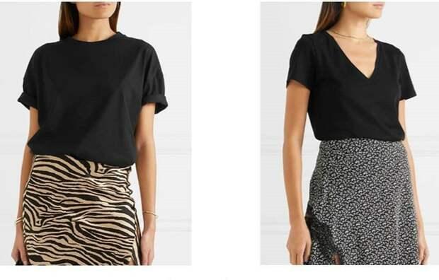 Как в простой футболке выглядеть на миллион $: стилисты советуют обратить внимание на 6 нюансов