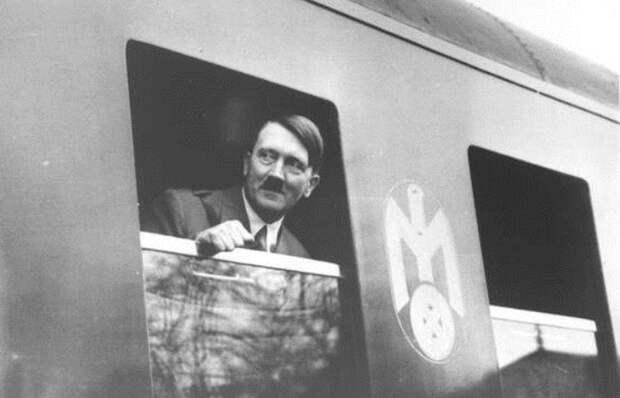 Как выглядел личный поезд Гитлера внутри и снаружи: Передвижная ставка фюрера