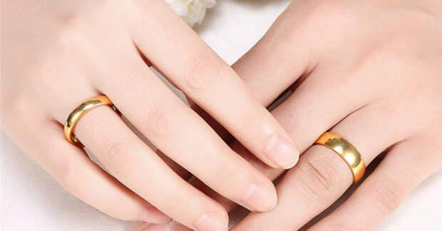 10 примет об обручальном кольце, о которых вы явно не знали