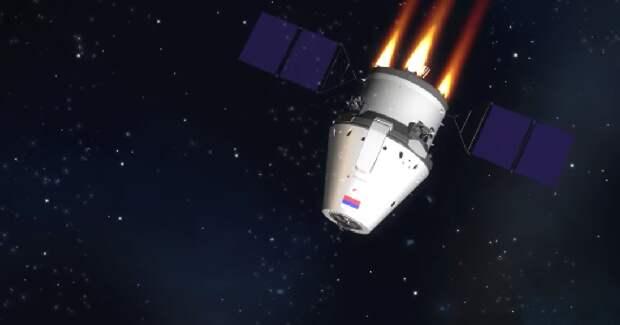 У «Роскосмоса» запросили еще 18 млрд рублей на «лунный» корабль «Орел»