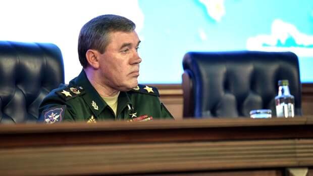 Герасимов указал на конструктивный настрой в диалоге между Москвой и Вашингтоном